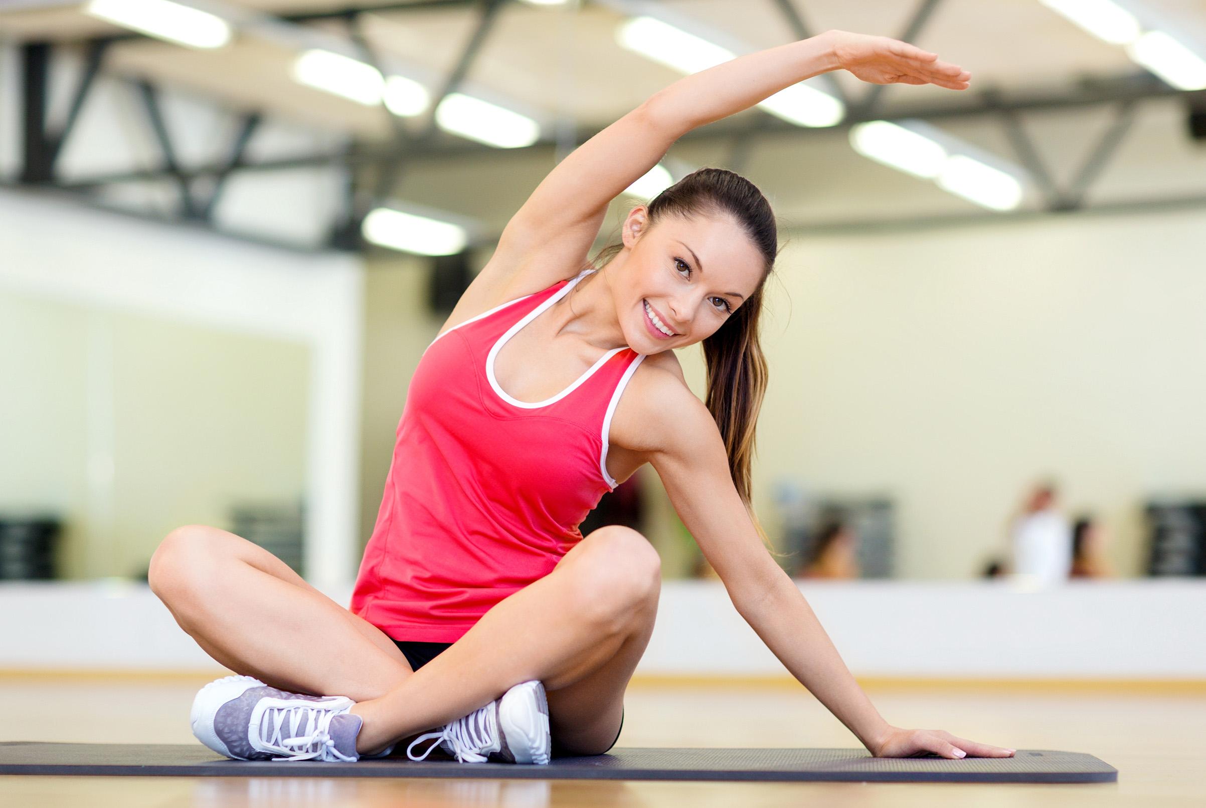 Stockimage Yoga